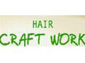 HAIR CRAFT WORK