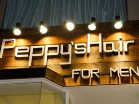 PEPPY'S HAIR FOR MEN WEST