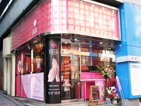 DASHING DIVA渋谷店