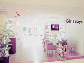 Girl&Boys 新宿店