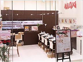 ネイルサロン ネイルクイック ラゾーナ川崎店