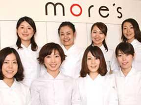 銀座more's