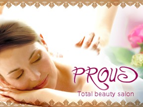 Total beauty salon PROUD