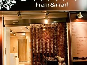 CHAFF hair&nail