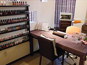 Nail Salon Palette