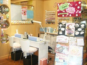 Nail salon Fantasia イオン千葉ニュータウン店