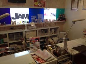 nail resort JAM