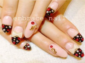 embrace nail