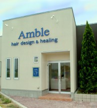 Amble hair design & healing