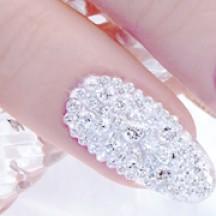 S diamond nail