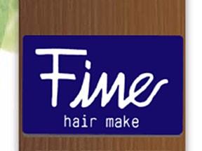Fine hair make