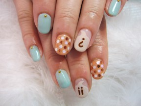 nail cafe CHATIE