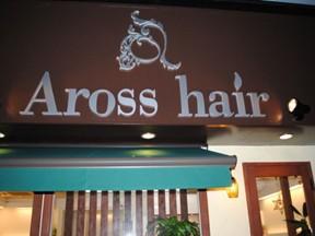 Aross hair
