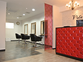 Vida creative hair salon
