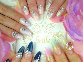 nail salon brille