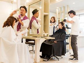 hair salon I'LUNA