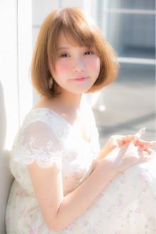 【Euphoria】優しい透け間の白雪姫ボブ☆